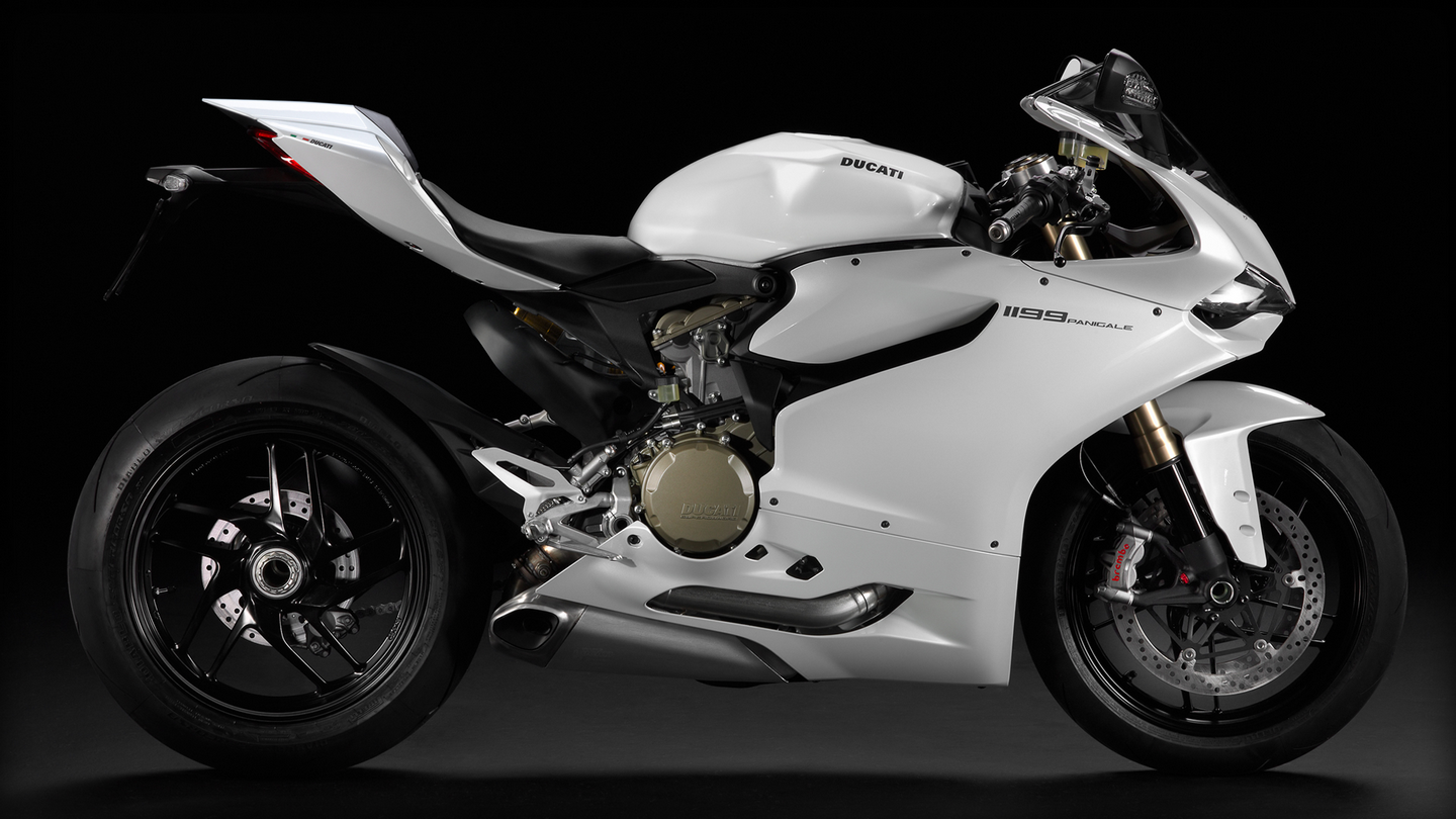 Ducati Superbike 1199 Panigale S wallpapers #13374