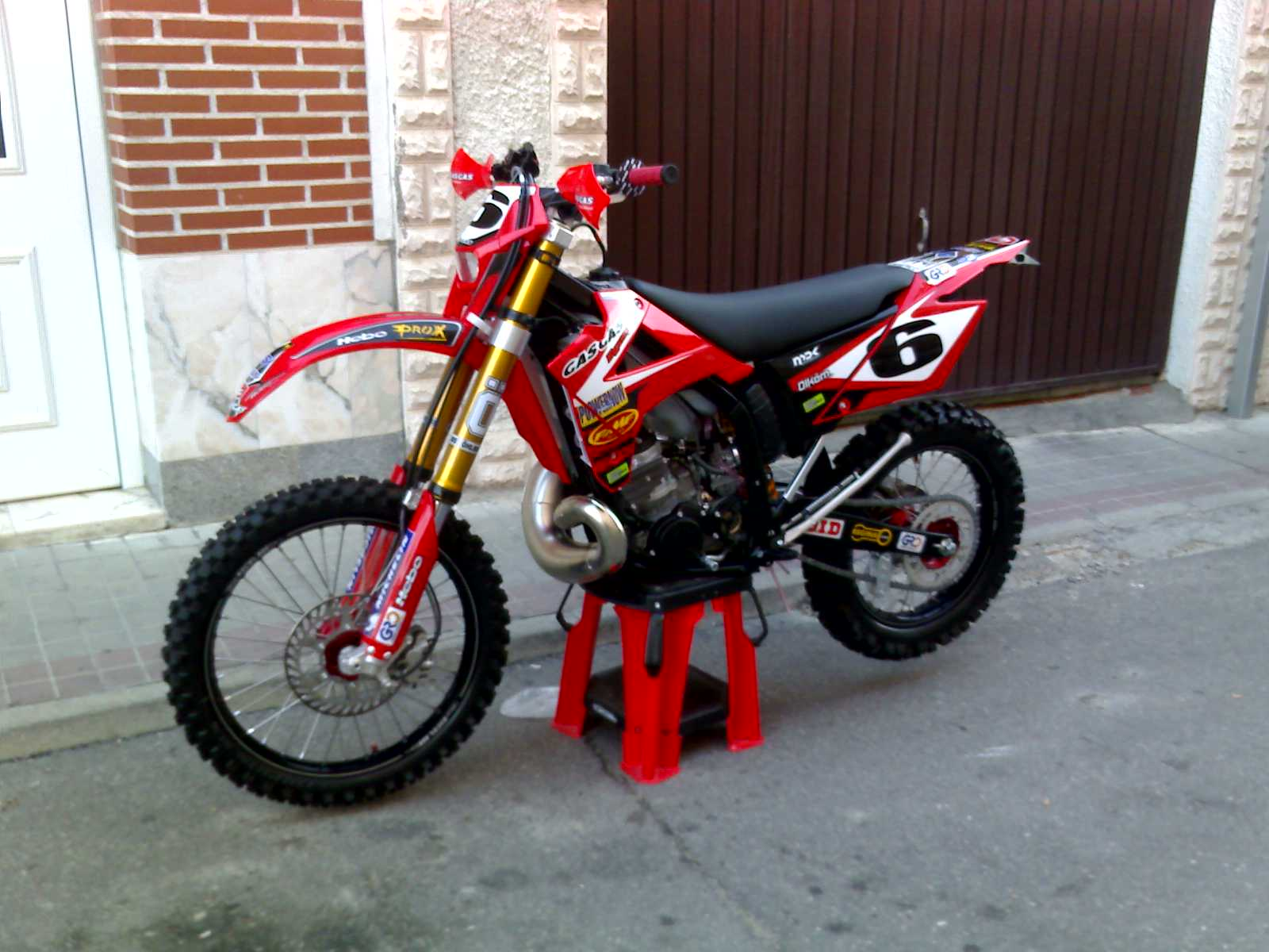 GAS GAS SM 450 images #95857
