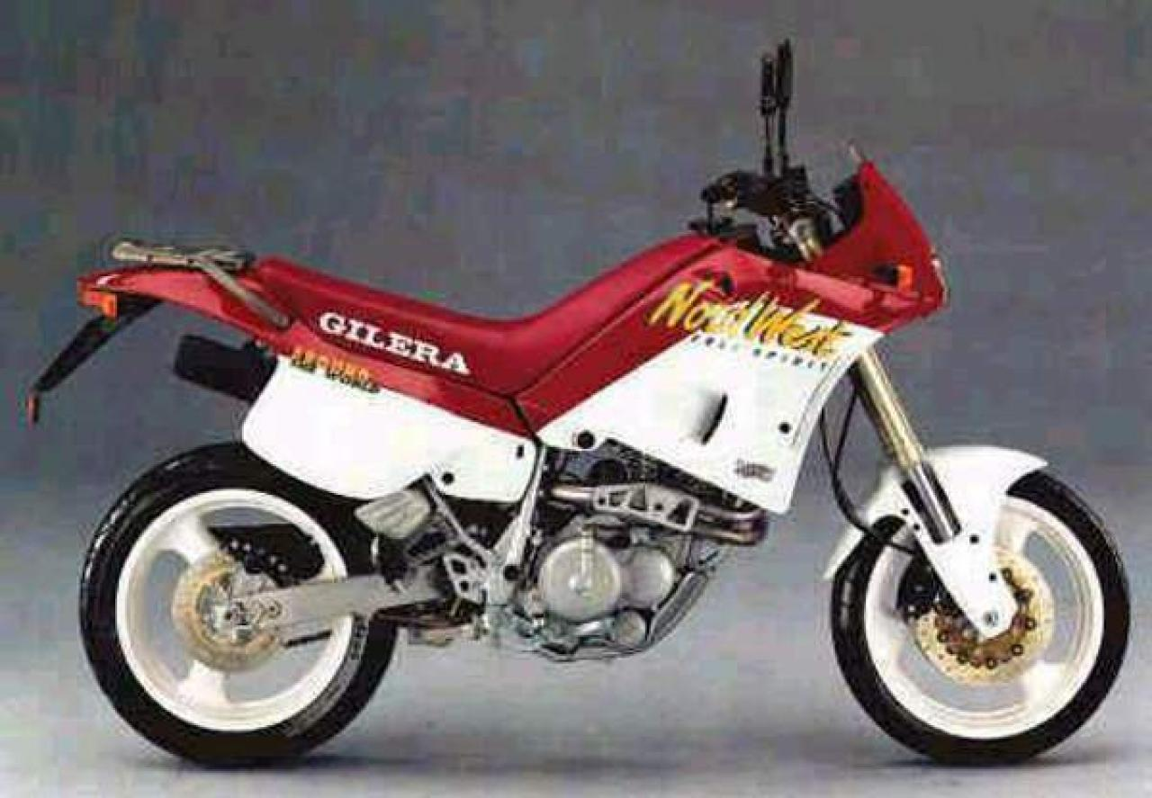Gilera 600 Nordwest 1992 images #154121
