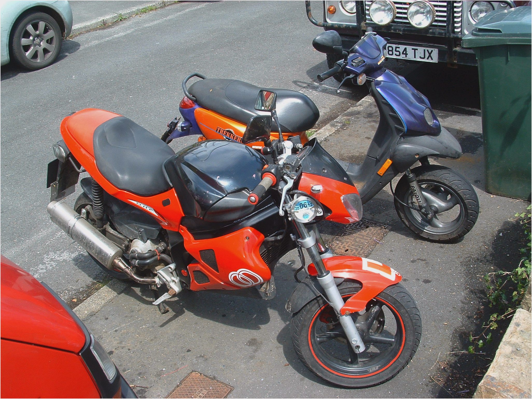 Gilera DNA 50 images #74346