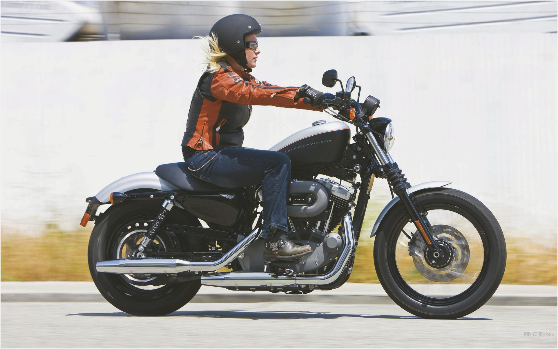 Harley Davidson Xl N Nightster Review