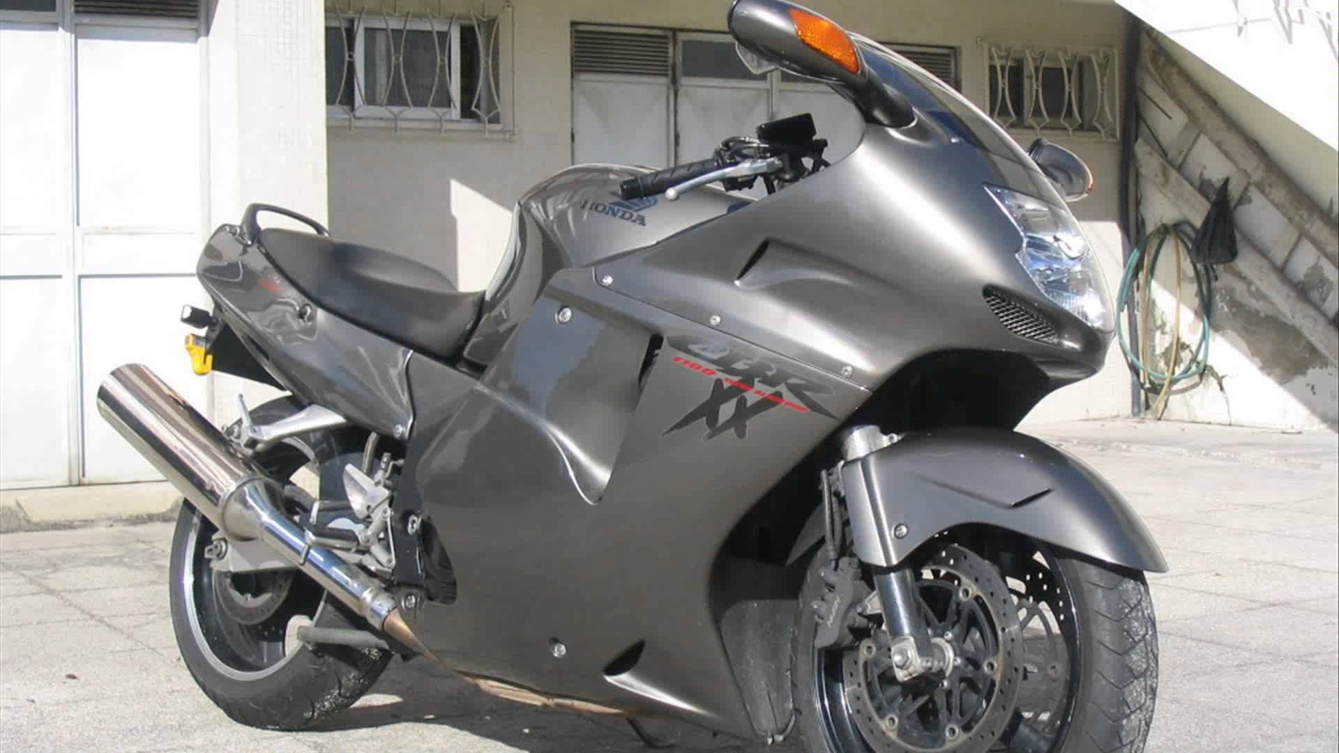 Honda CBR 1100 XX wallpapers #171572