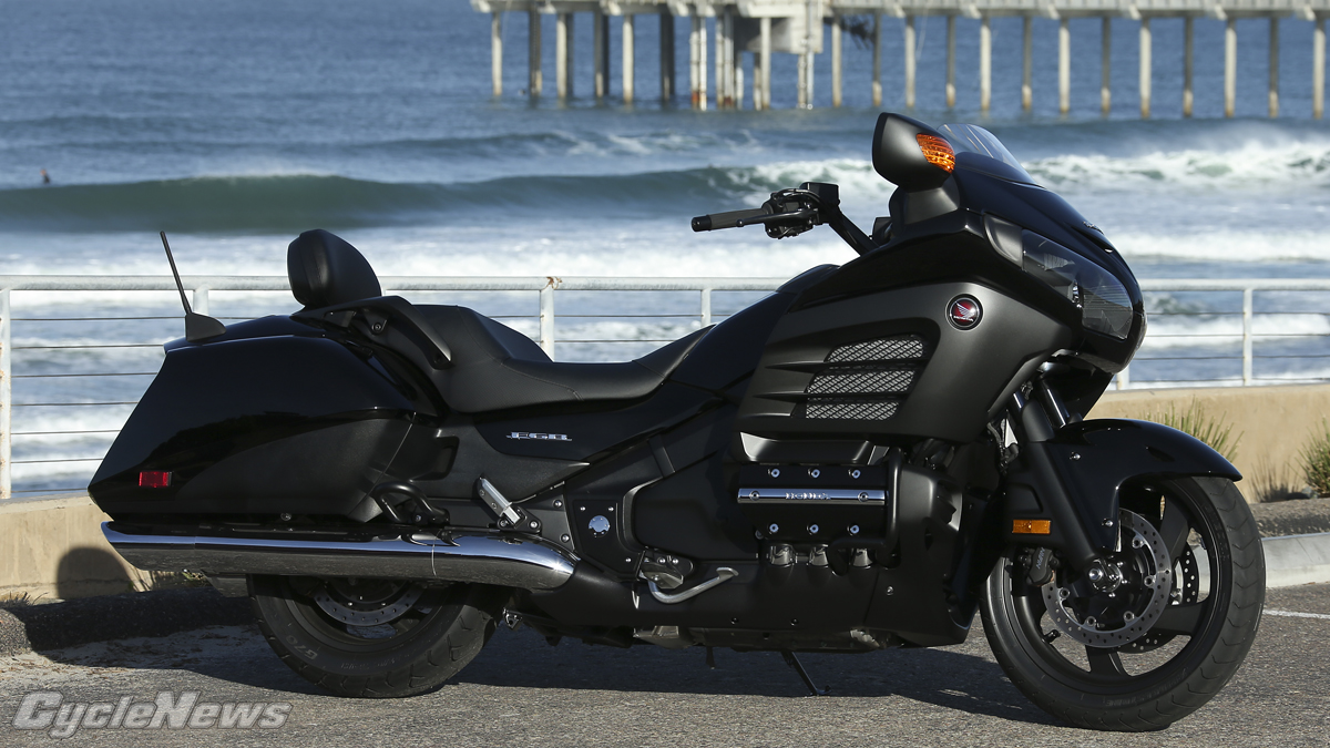 2014 Honda Gold Wing F6B: pics, specs and information ...