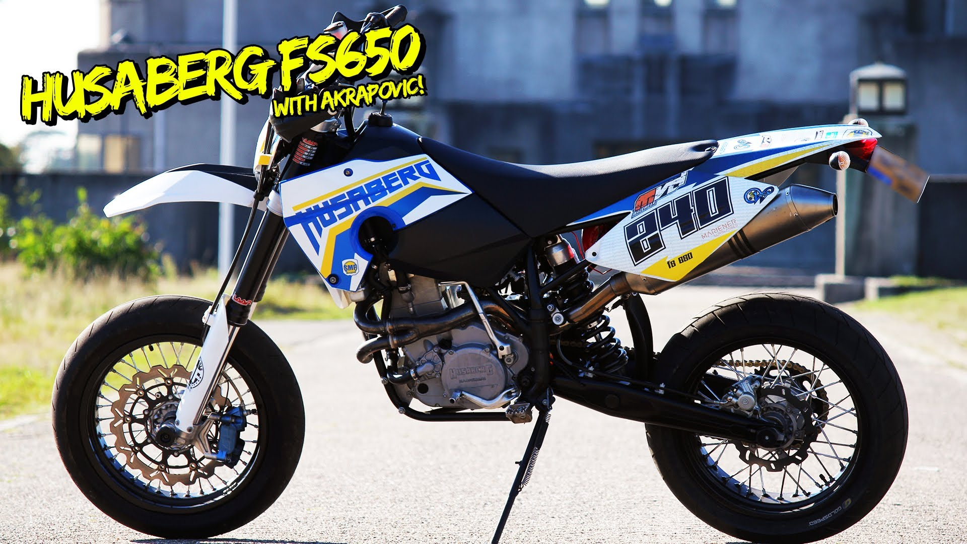 Husaberg FS 650 C 2002 wallpapers #137856
