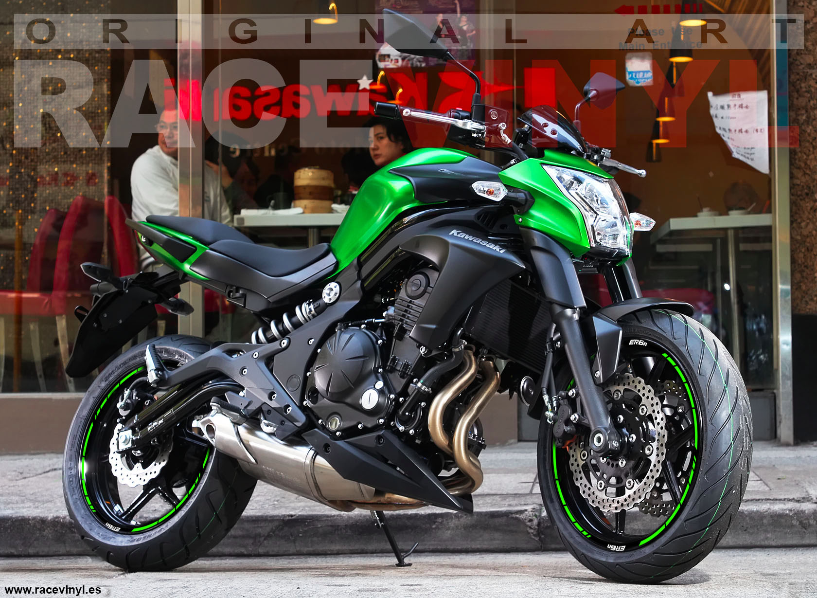 kawasaki er 6n concept pics specs and list of seriess by year. Black Bedroom Furniture Sets. Home Design Ideas