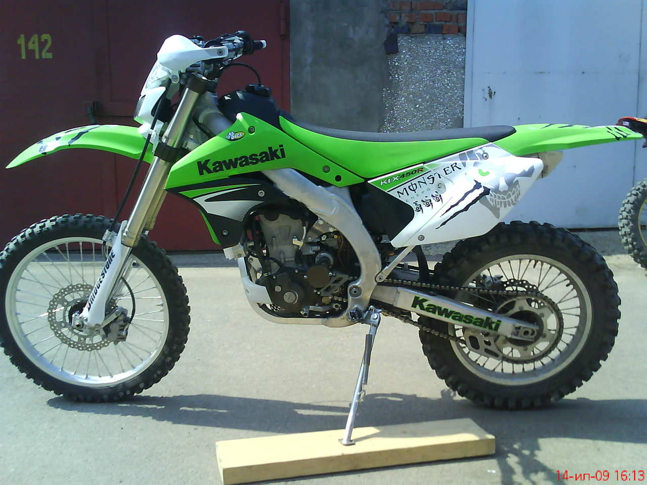 Kawasaki KLX 300 R 2007 wallpapers #142319