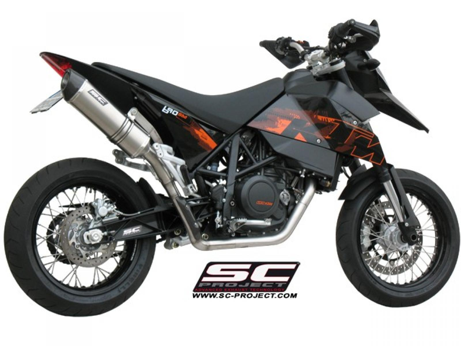 KTM 690 Supermoto Limited Edition 2010 images #155311