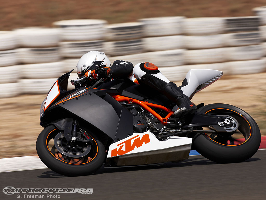 KTM RC8 2009 wallpapers #135479