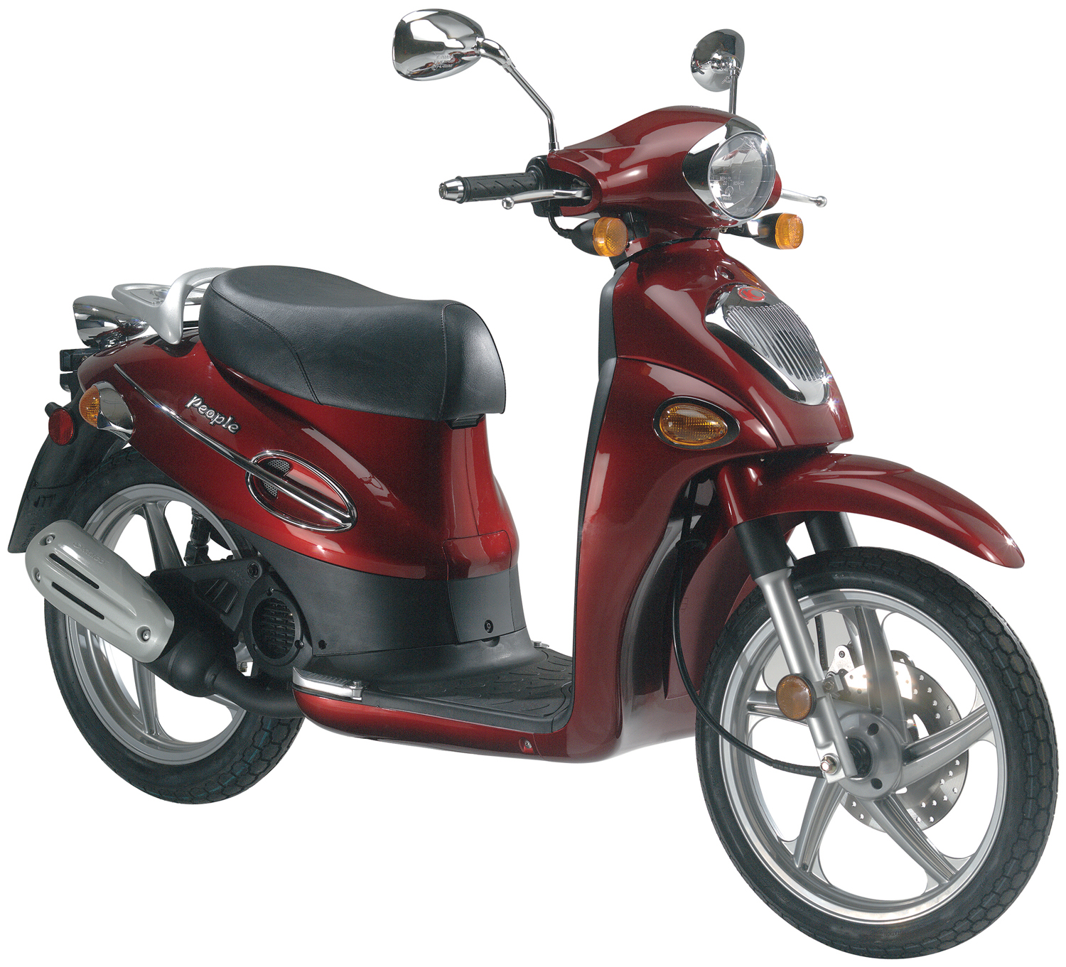 Kymco Vitality 50 2005 images #101904