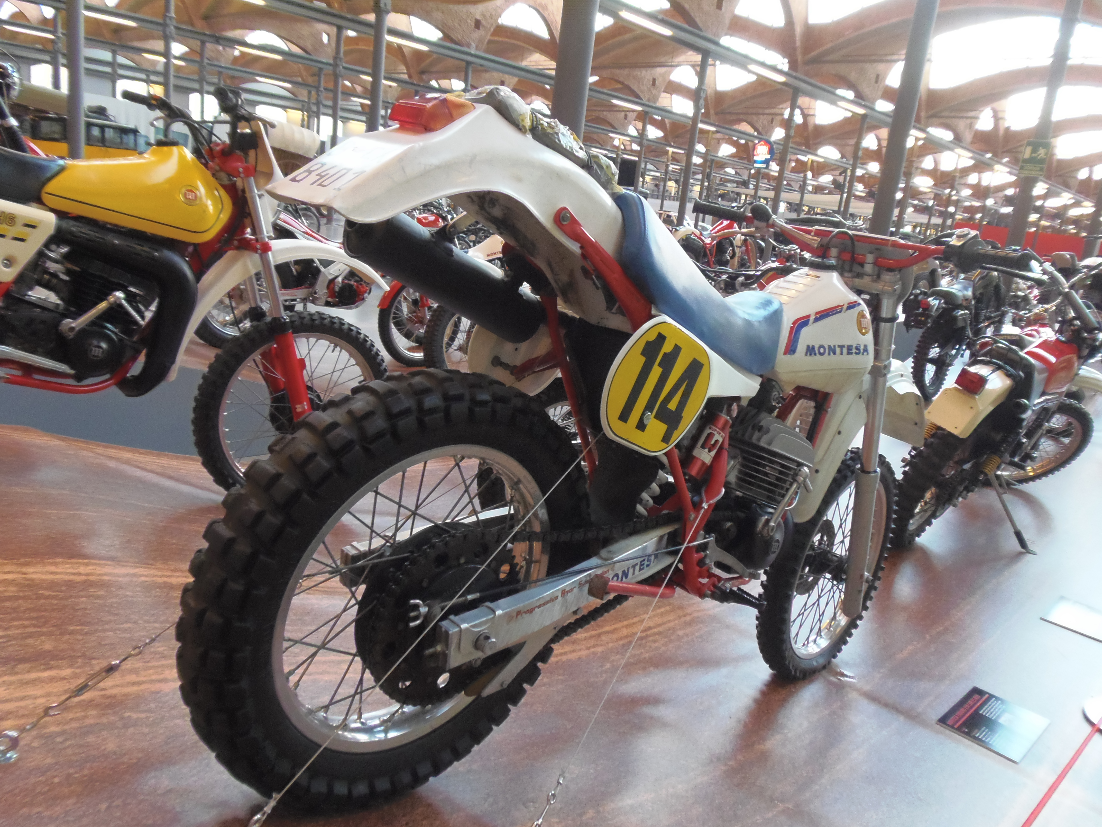 Montesa 125 H6 1978 wallpapers #139149