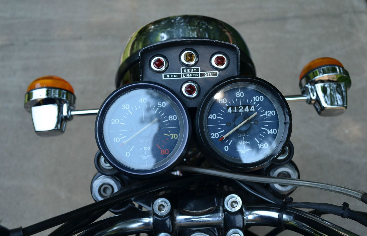 Moto Guzzi 850 California images #107145