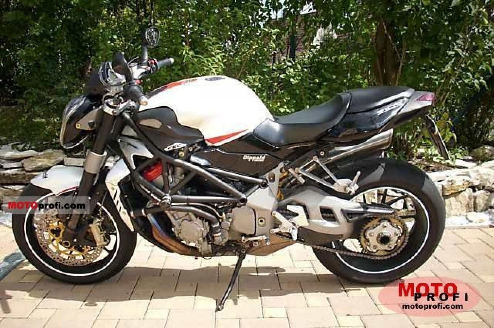 MV Agusta Brutale Gladio 2008 wallpapers #140342