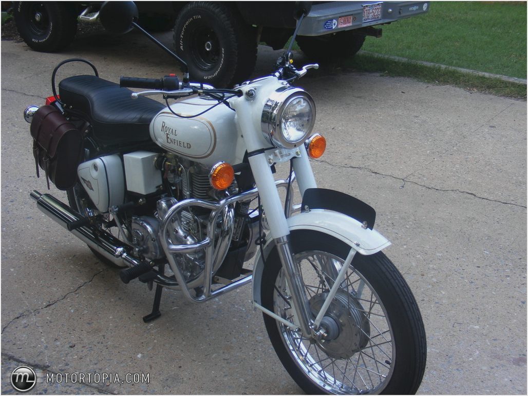 Royal Enfield Bullet 500 Army 2006 images #123607