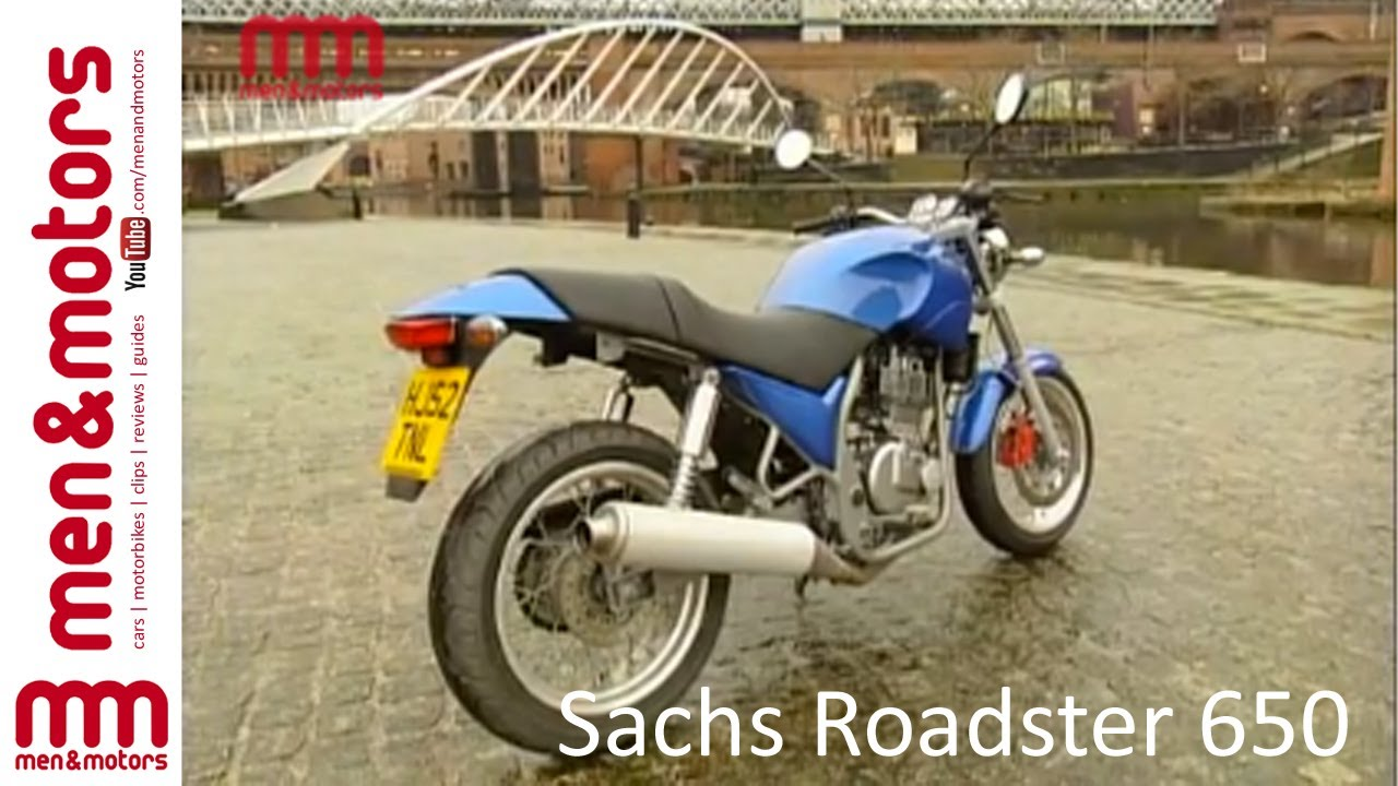 Sachs Roadster 650 2003 images #124102
