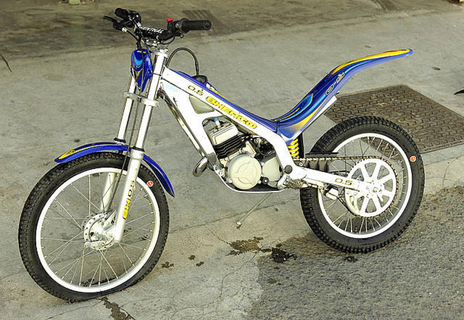 Sherco 0.5 2002 images #124502