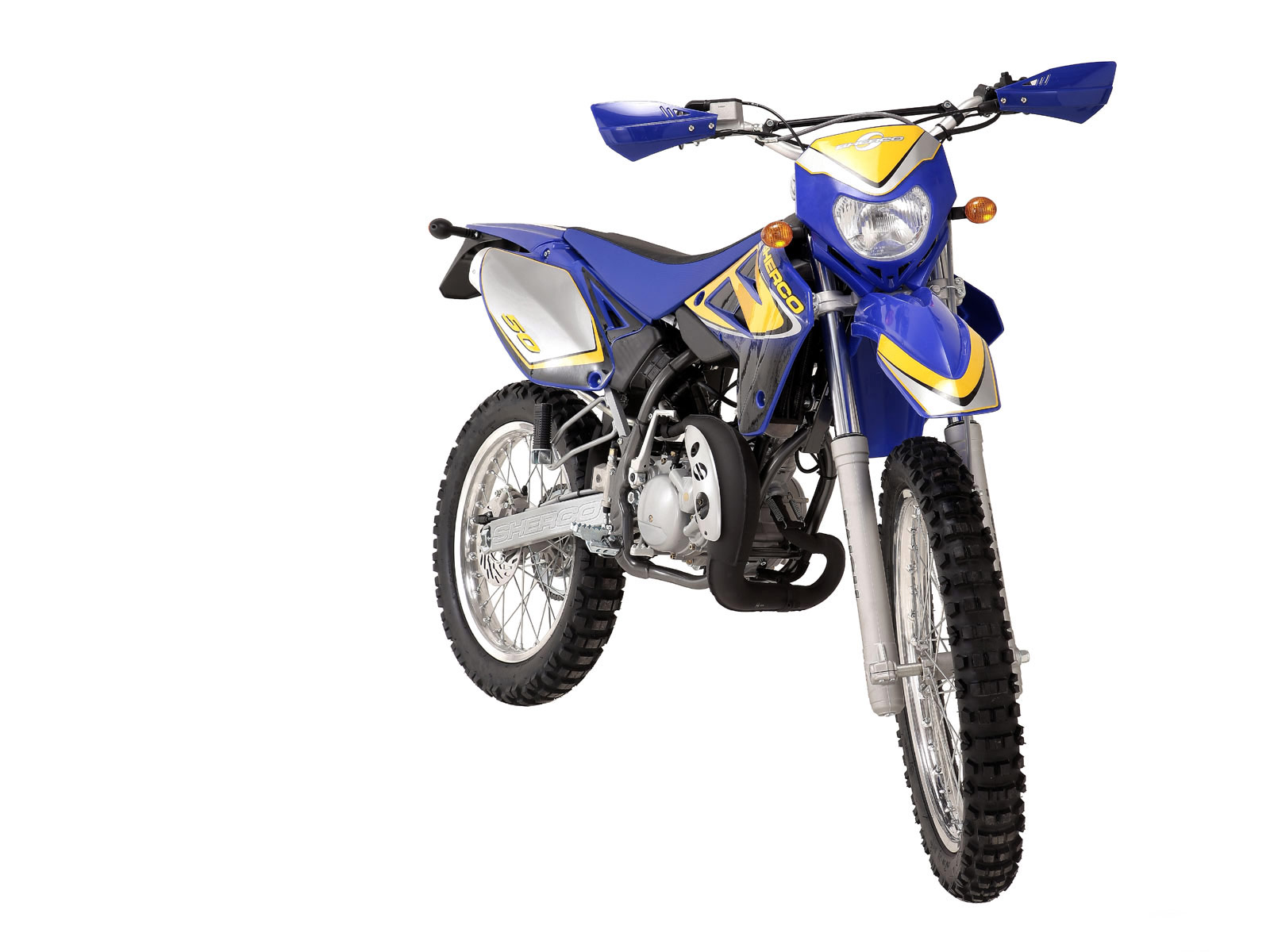 Sherco 50cc SM Cup Replica 2008 images #170287