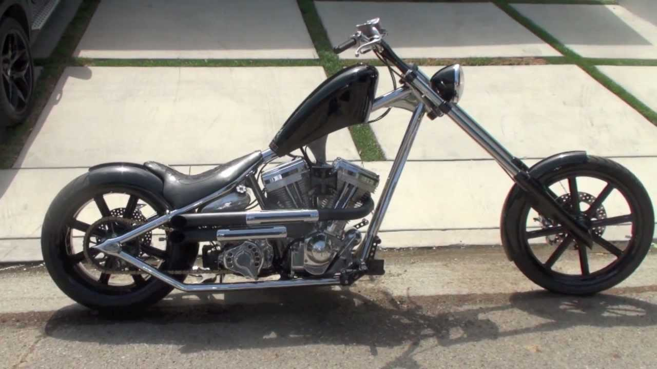 West Coast Choppers El Diablo Swingarm 2010 wallpapers #141725