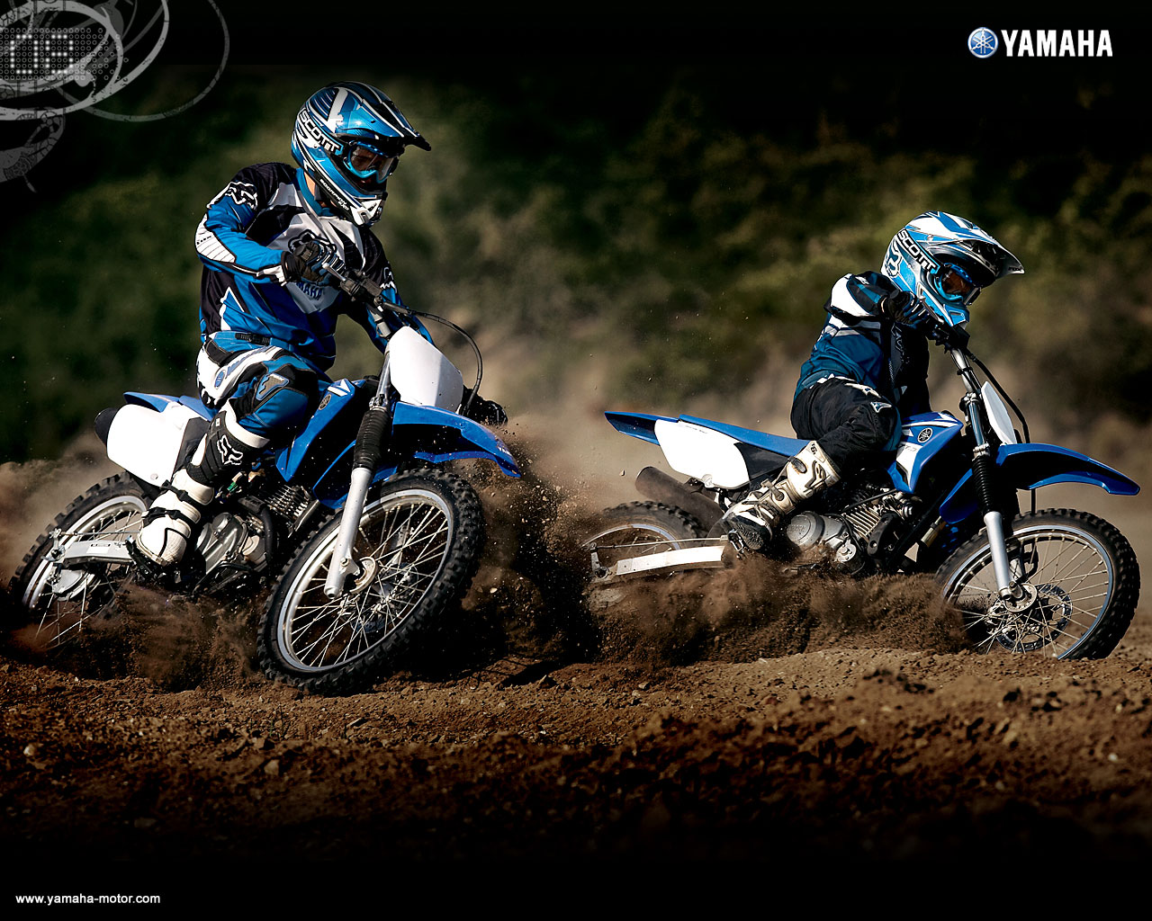 Yamaha TT-R 125 LW 2003 wallpapers #136465
