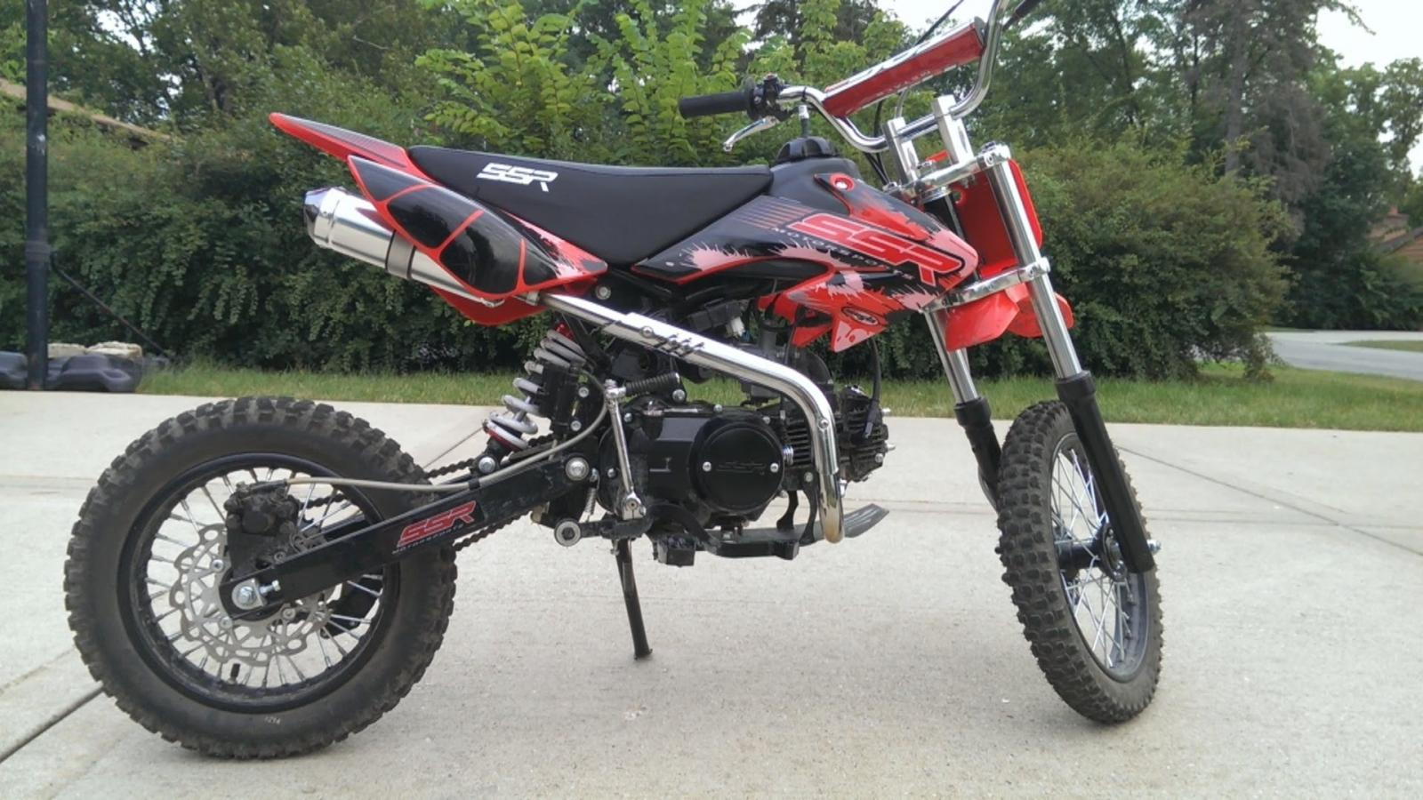 Adly Bullet 125 Supermotard pics #59015
