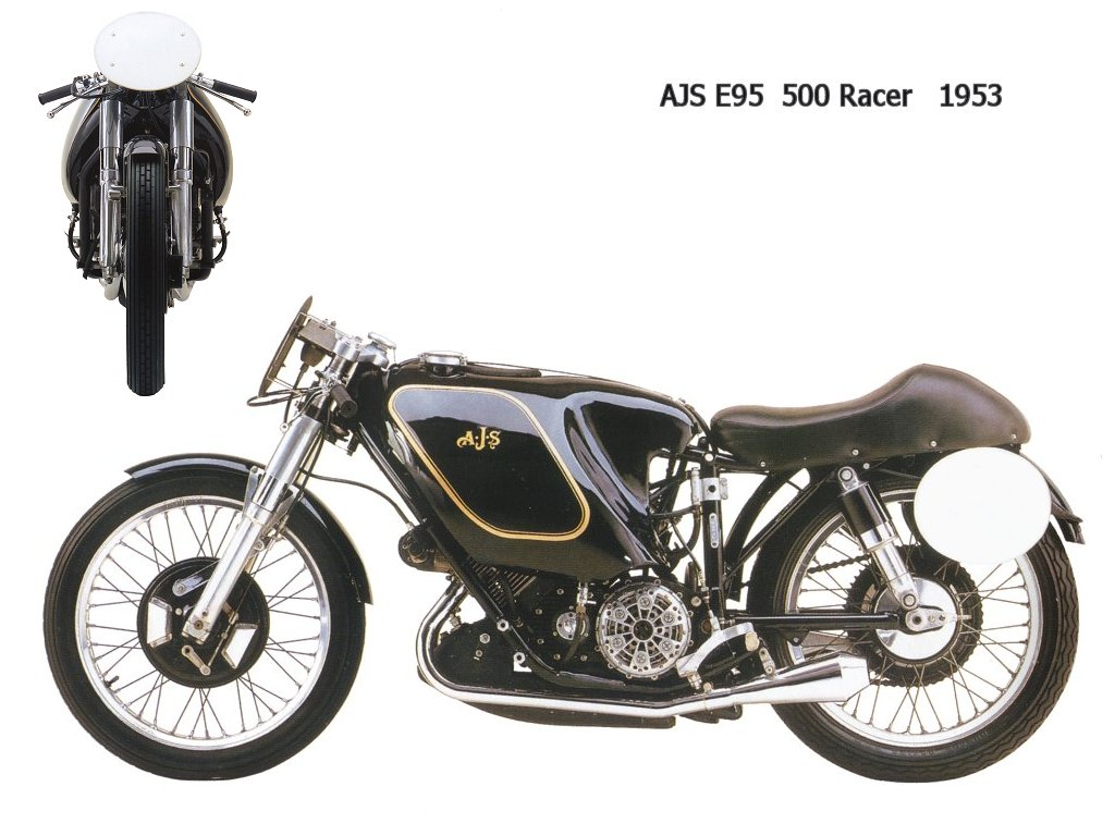 AJS Model 30 650 1962 wallpapers #136366