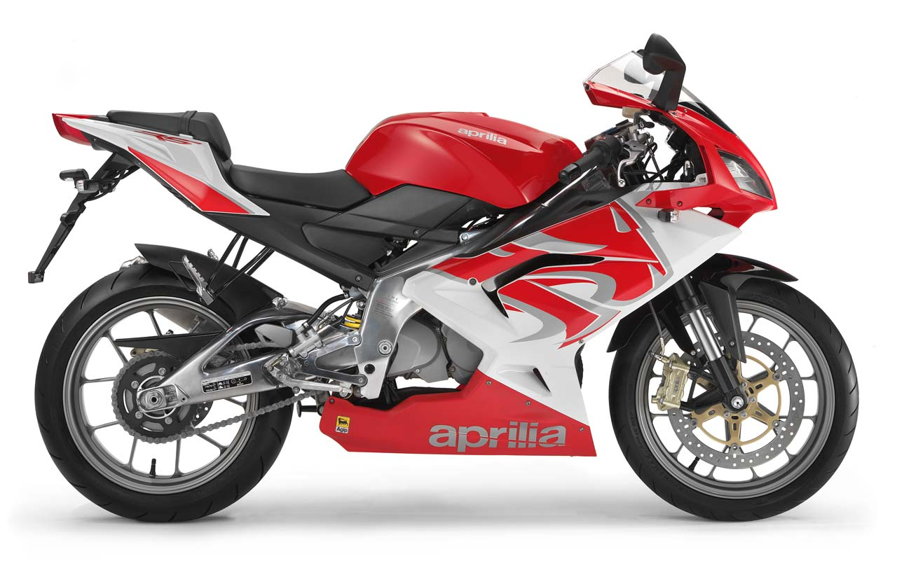 Aprilia RX 125 2008 wallpapers #171873