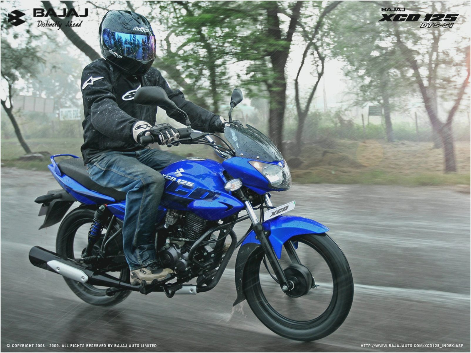 Bajaj Discover DTS-i 2004 wallpapers #136864