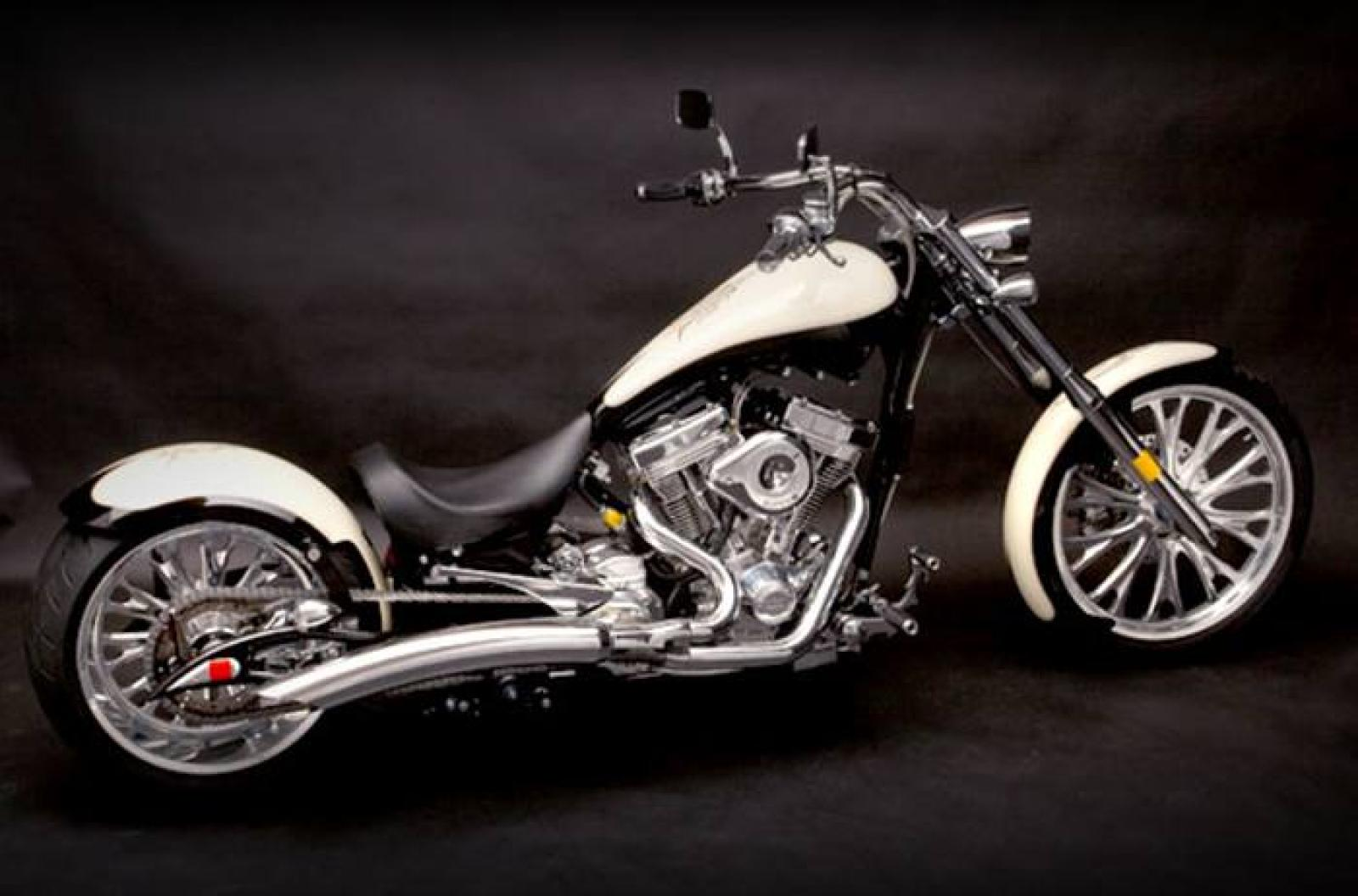 Big Bear Choppers Miss Behavin 100 Carb 2009 images #63752