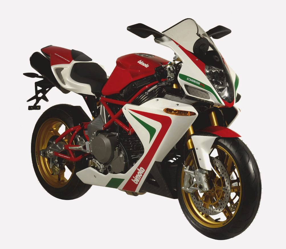 Bimota YB 10 Dieci Biposto 1991 wallpapers #137064