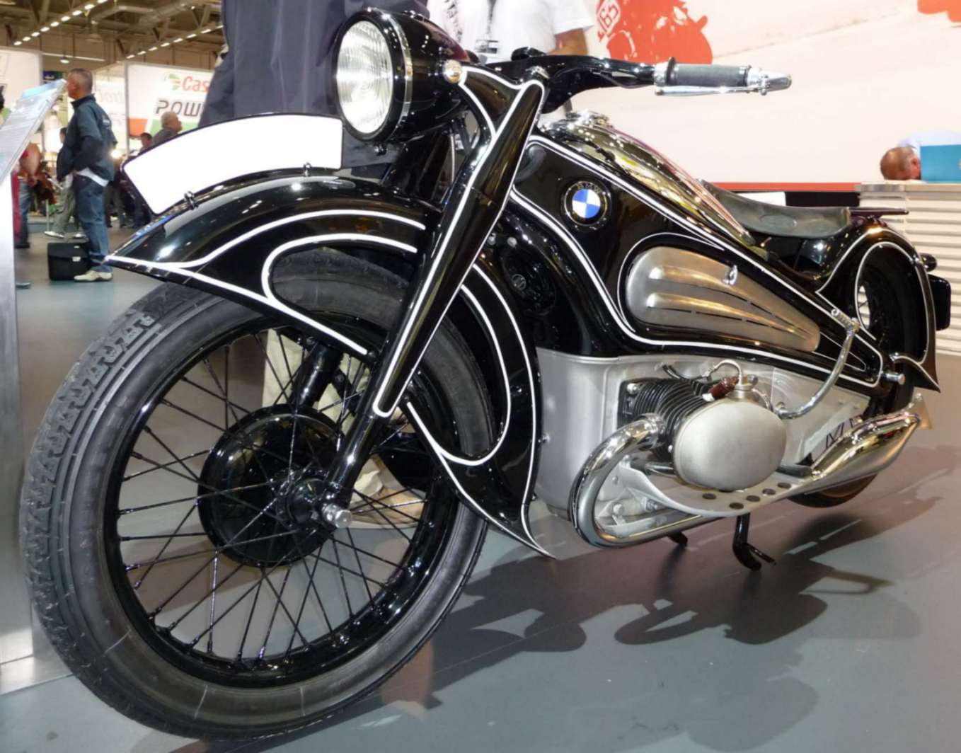 BMW R17 1937 wallpapers #147880