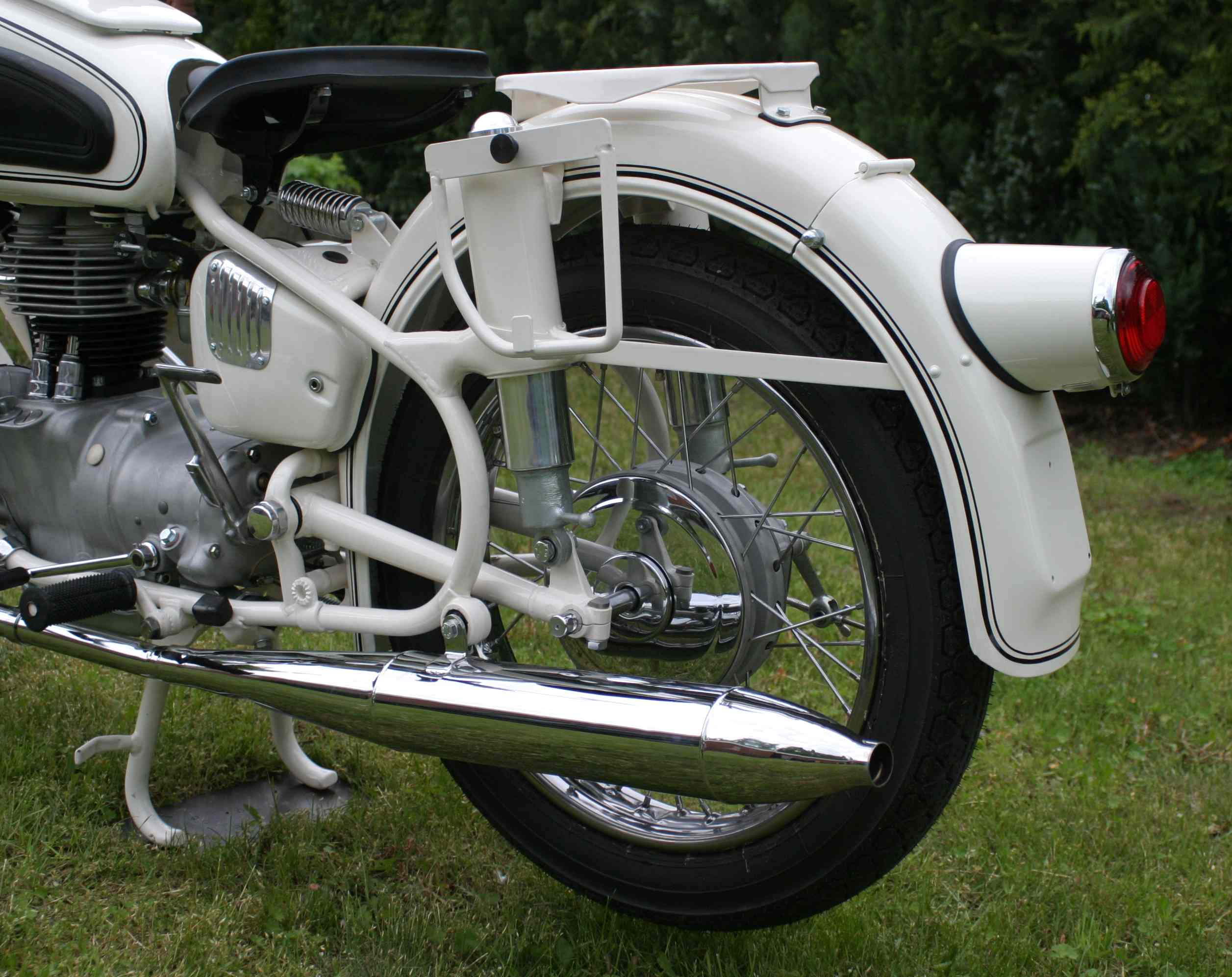 BMW R2 Series 3 1934 images #76814