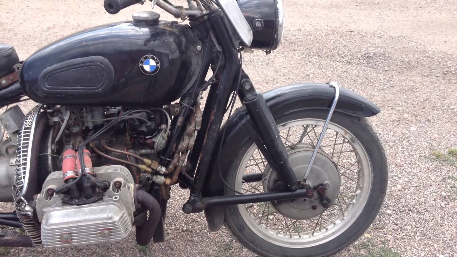 BMW R50 1960 wallpapers #144008