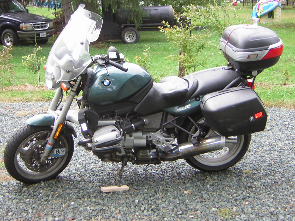BMW R850RT 1997 images #174354