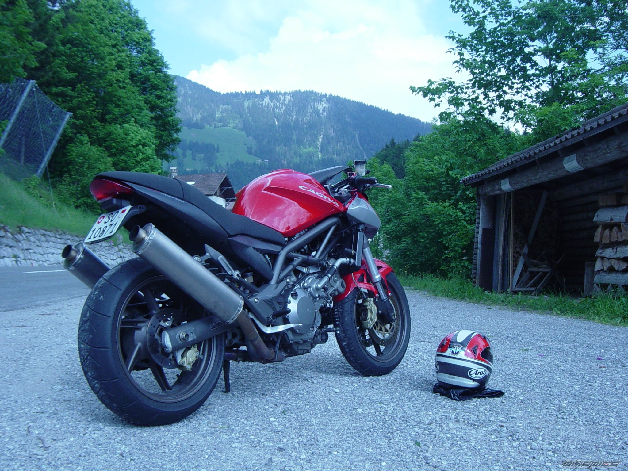 Cagiva Xtra Raptor 1000 images #68019