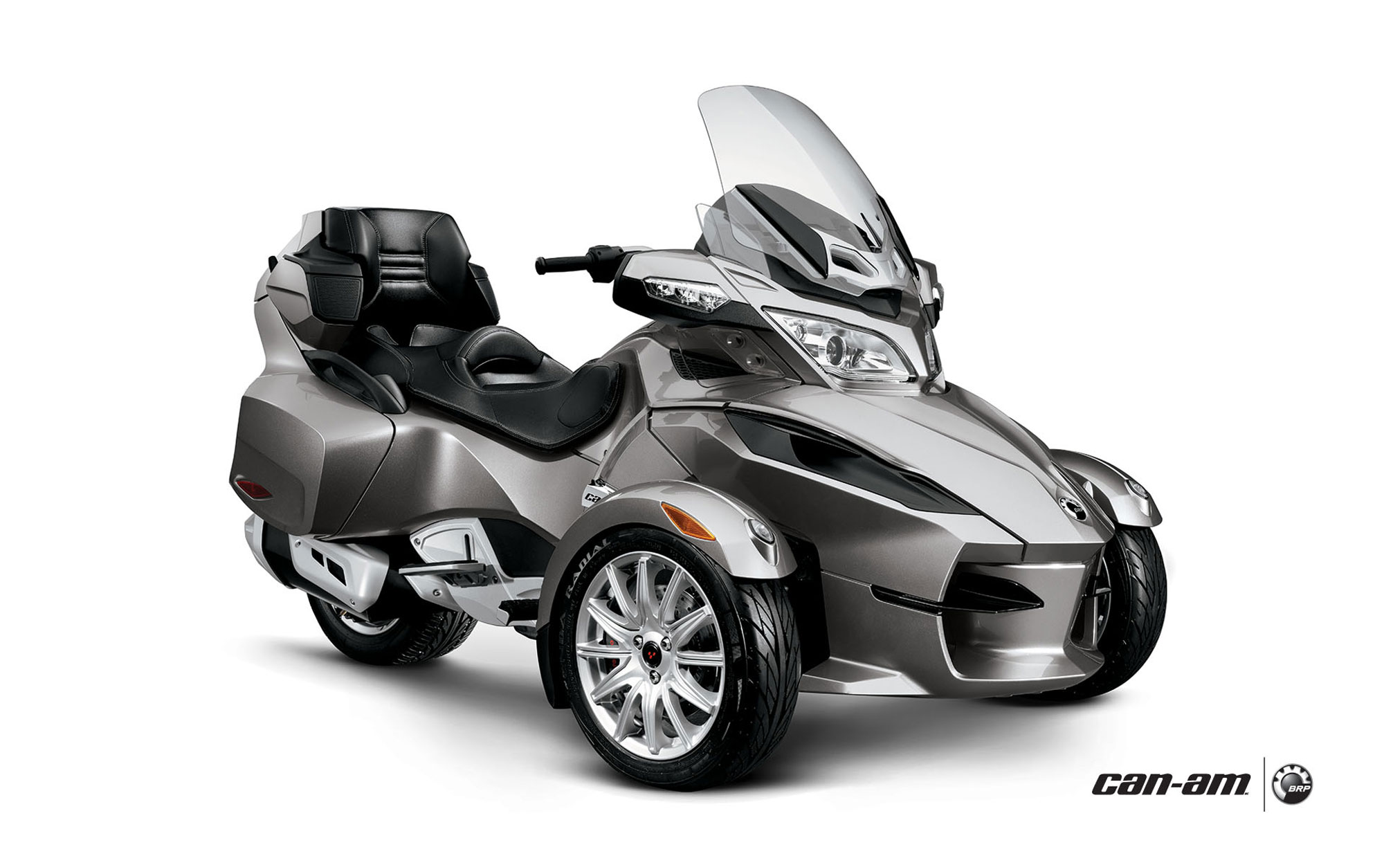 Can-Am Spyder RT images #68810