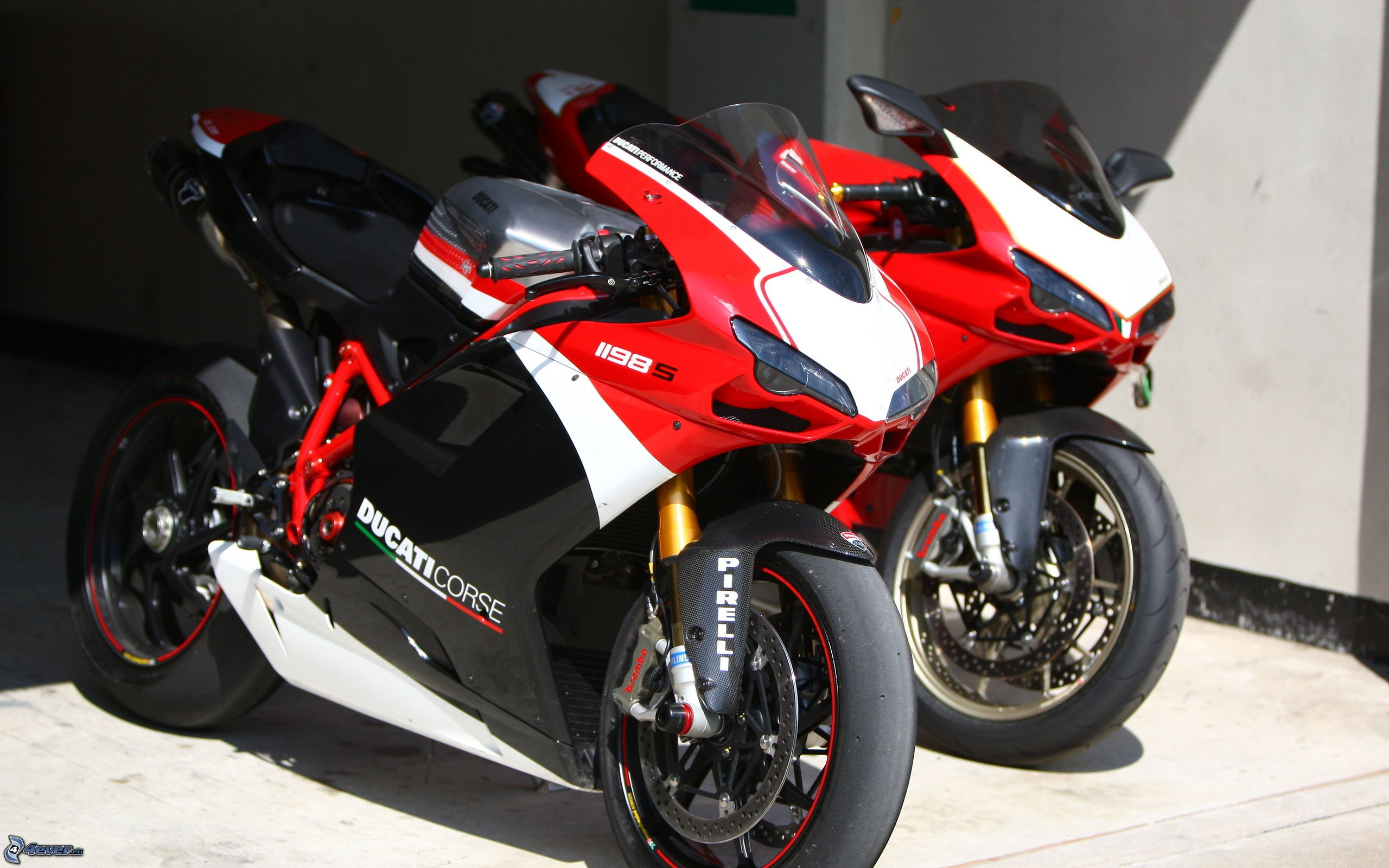 Ducati 1198R Corse wallpapers #13176