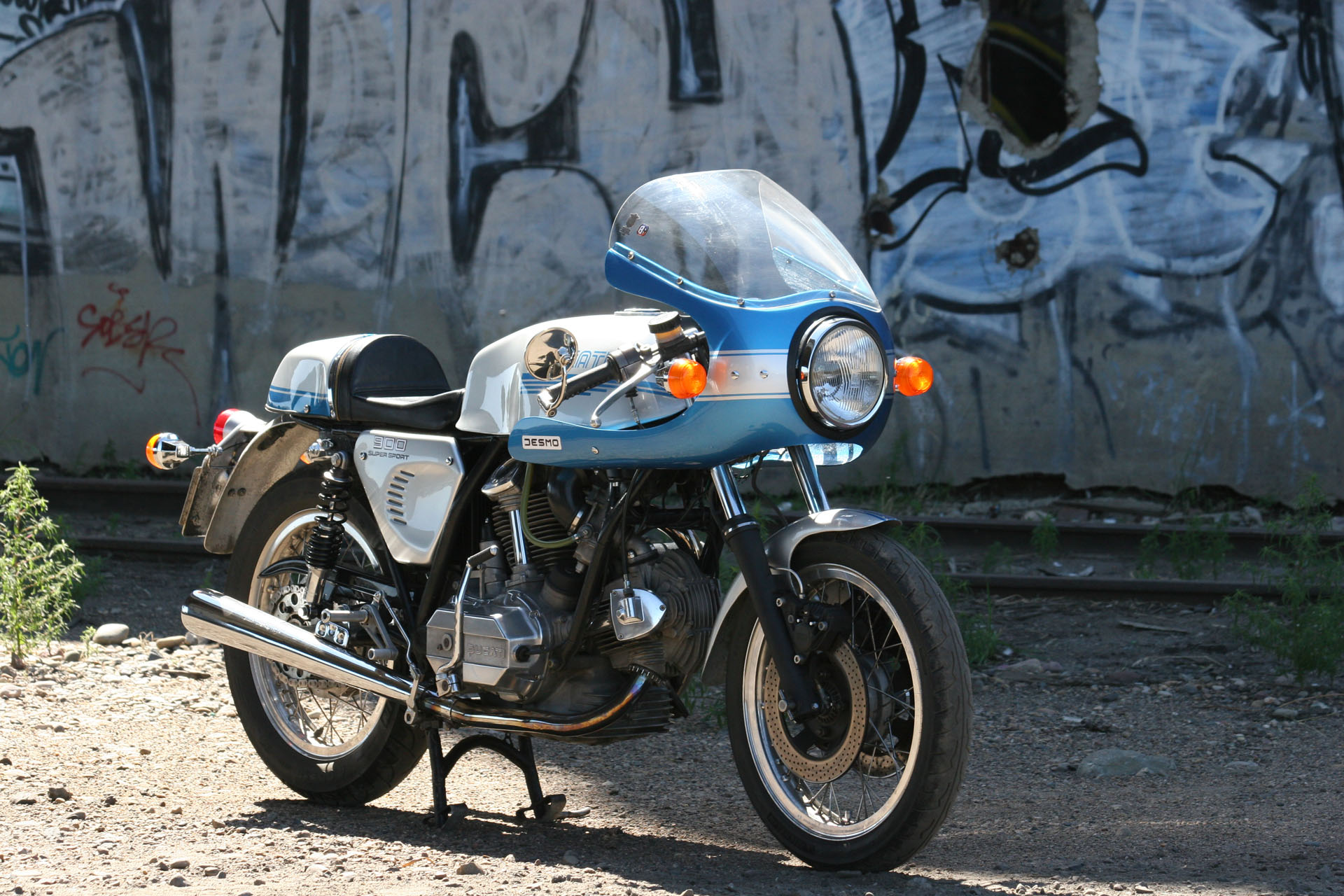 Ducati 860 GTS 1978 wallpapers #167919