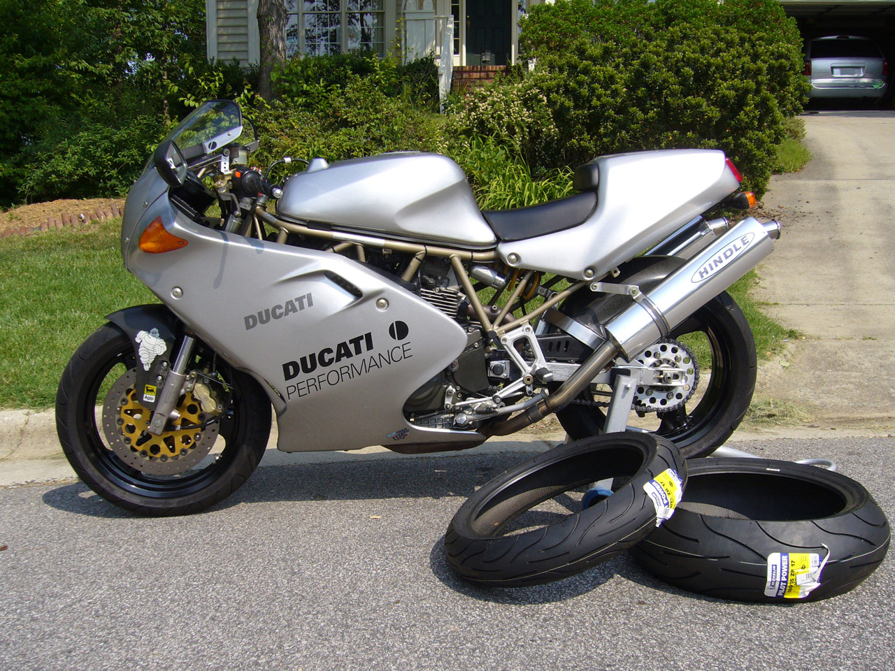 Ducati 900 SS FE 1998 wallpapers #156302