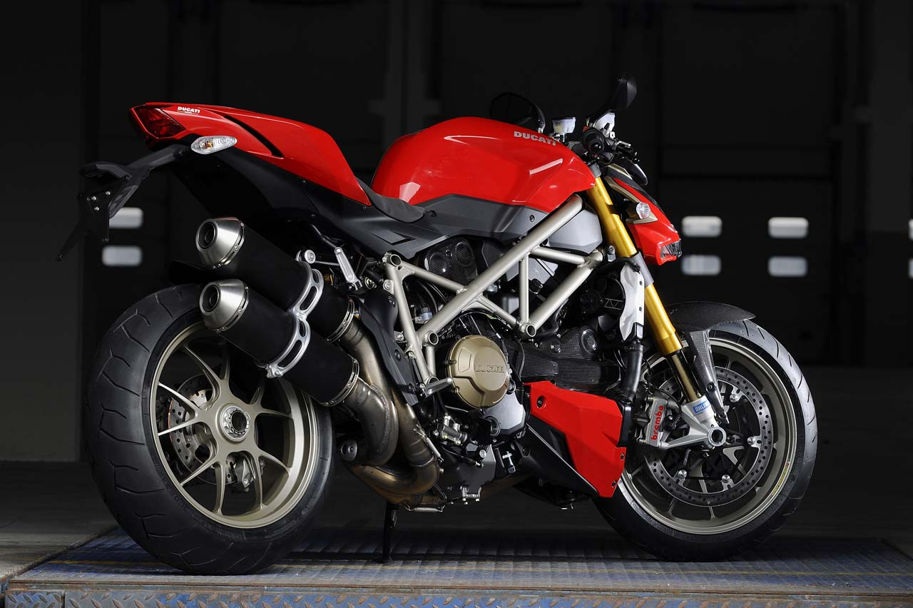 Ducati Streetfighter 2009 wallpapers #12976