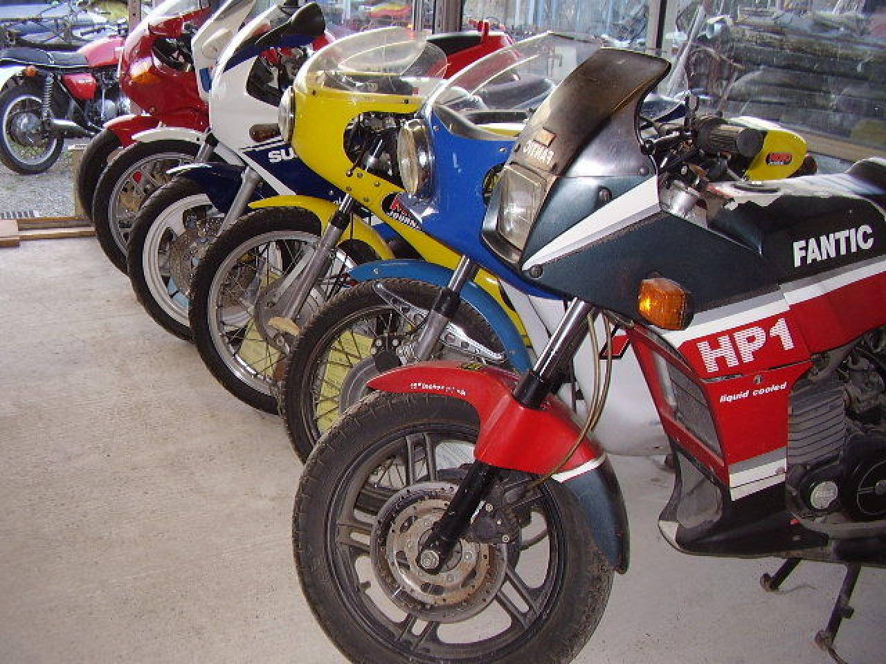 Fantic 125 Sport HP 1 (reduced effect) 1988 images #146194
