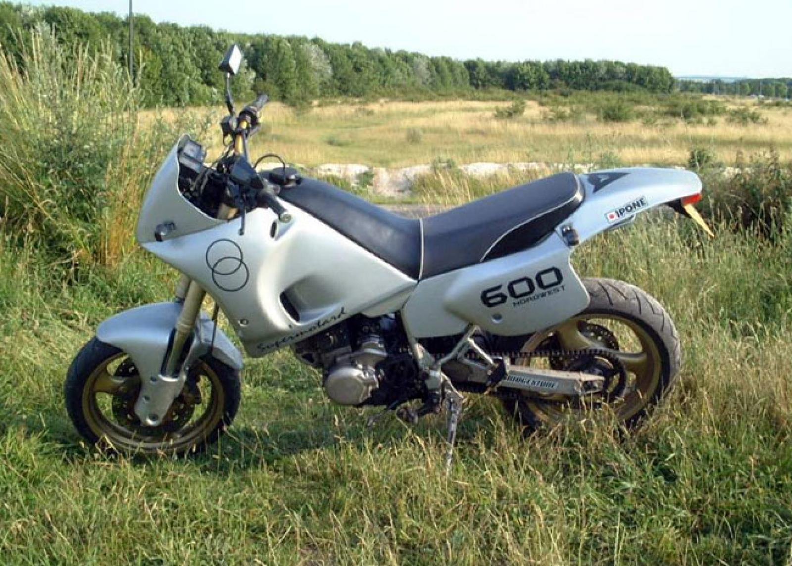 Gilera 600 Nordwest 1992 images #154122