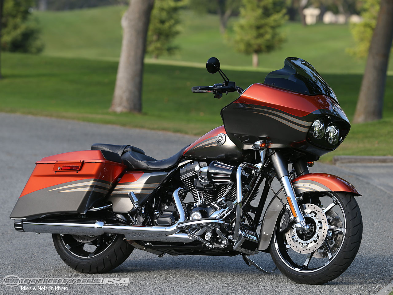 Harley-Davidson FLHR Road King 110th Anniversary 2013 images #81576