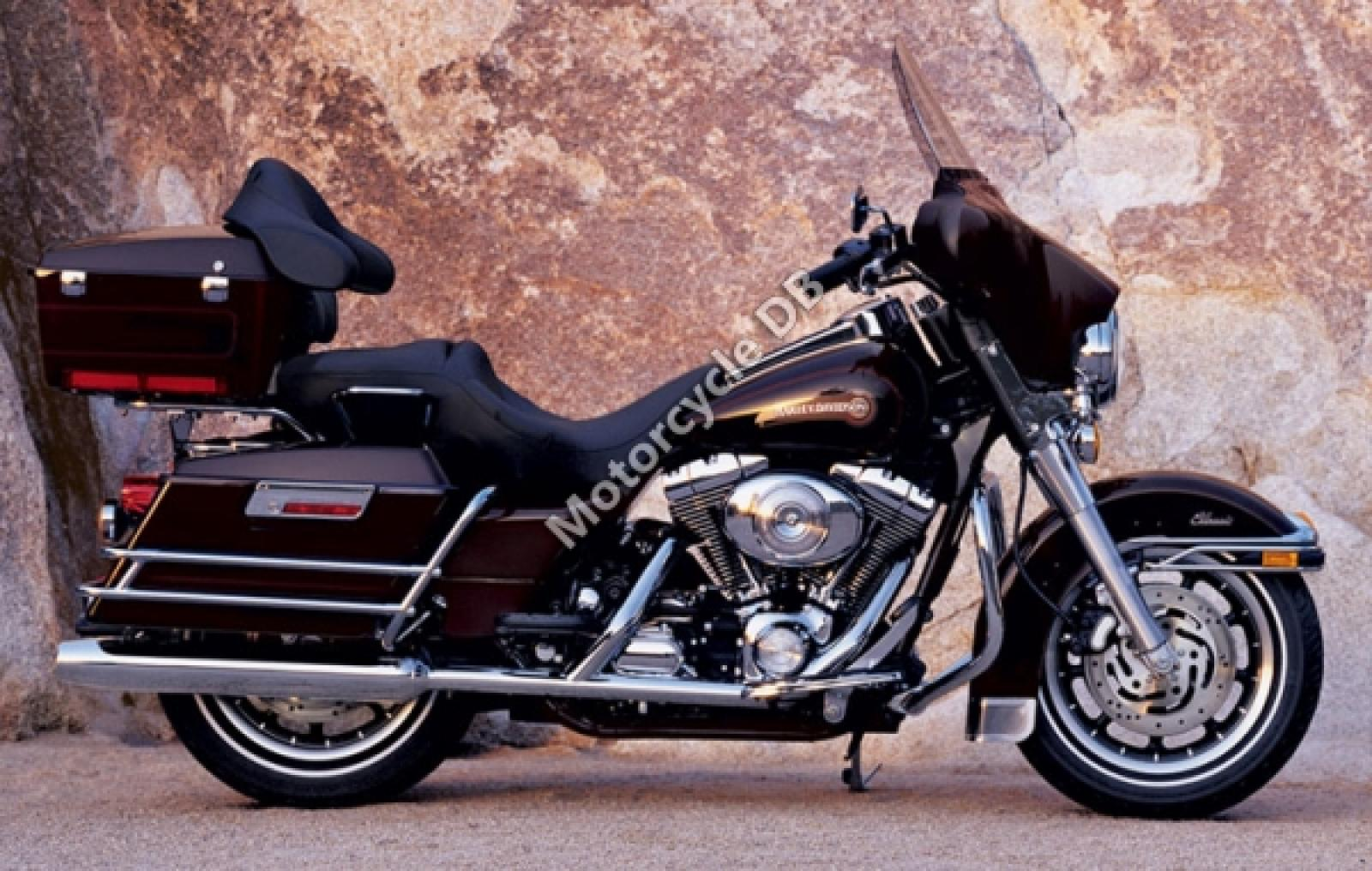 Harley-Davidson FLHTC 1340 Electra Glide Classic images #79791