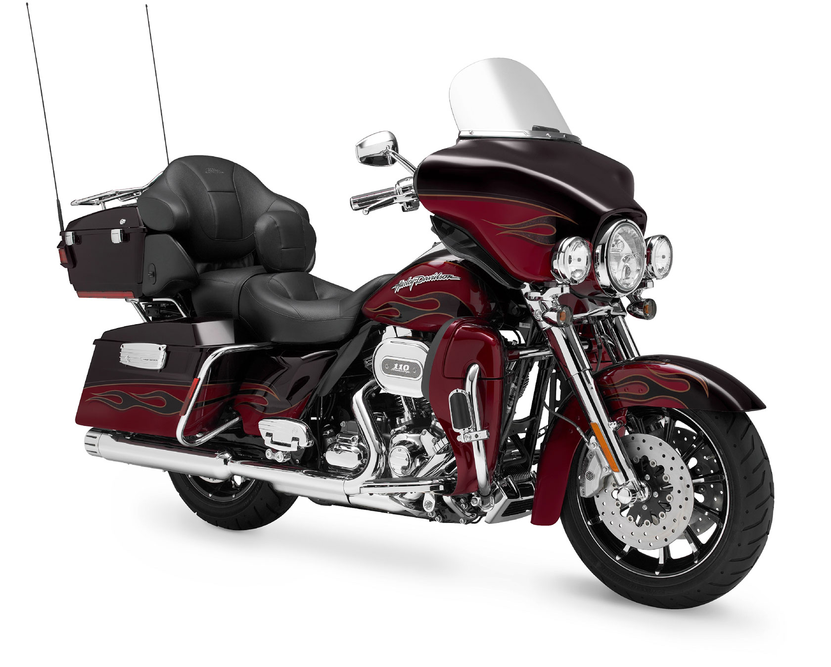 Harley-Davidson FLHTCU Electra Glide Ultra Classic 2010 images #81179