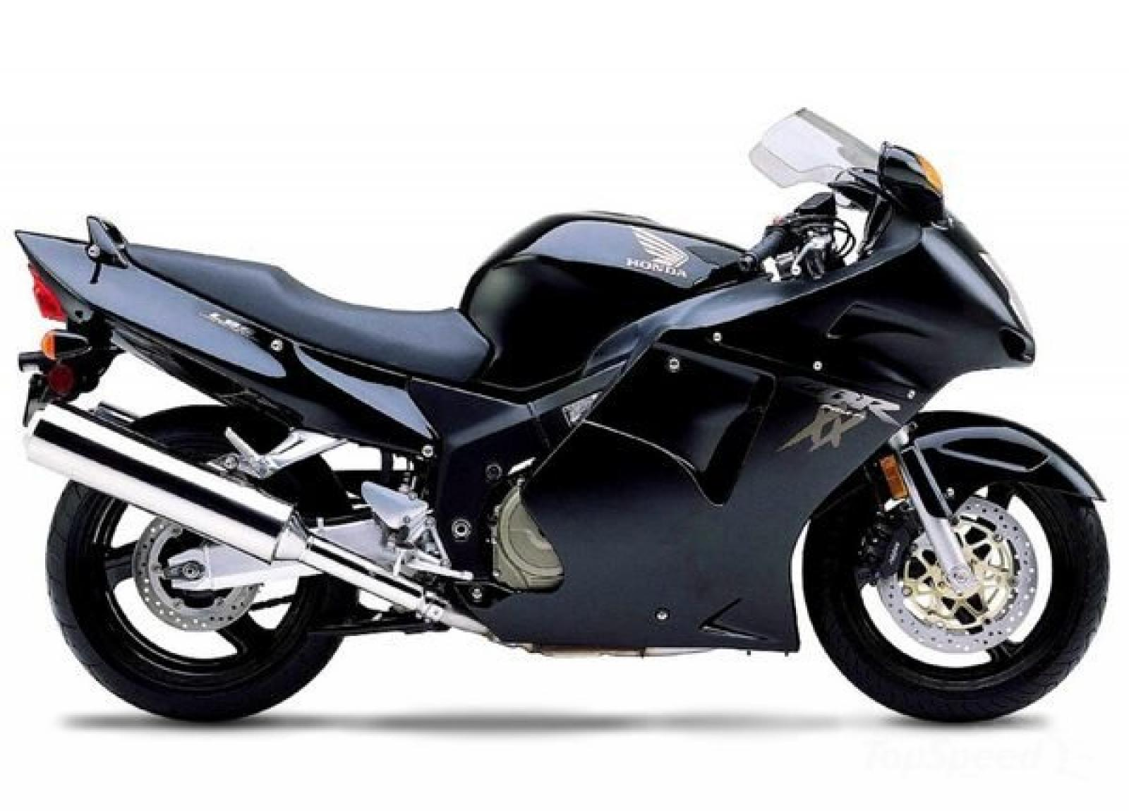 Honda CBR 1100 XX 2002 wallpapers #174258