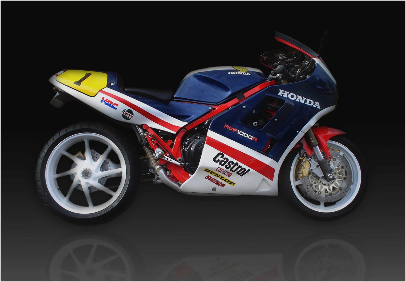 Honda VF 1000 F 1986 wallpapers #133694