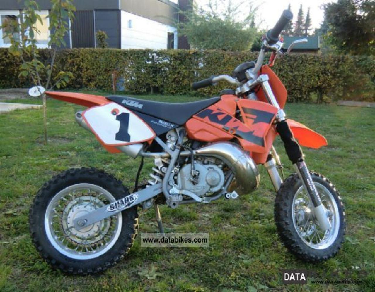 Ktm 50 Sx Pro Senior Lc Pics Specs And List Of Seriess
