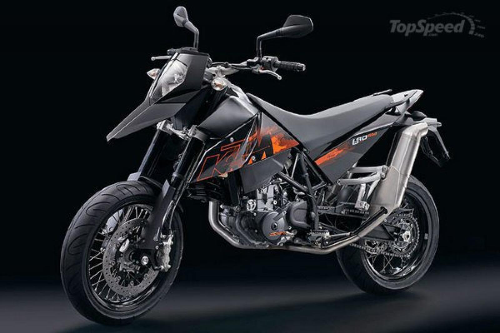 KTM 690 Supermoto Limited Edition 2010 images #155312