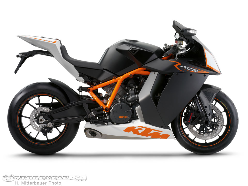 KTM RC8 2009 wallpapers #135480