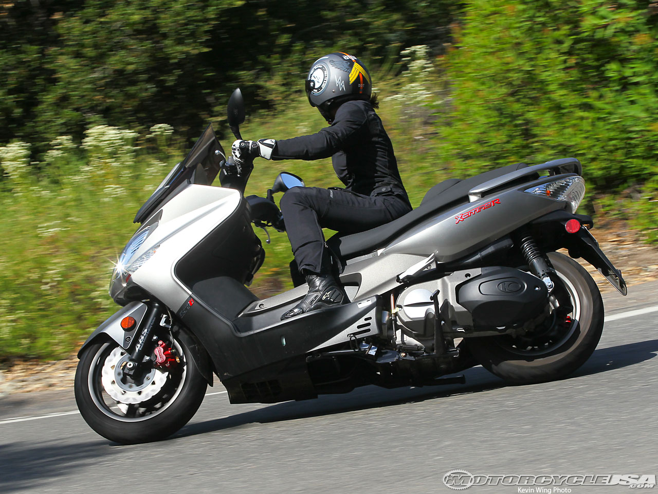 Kymco Xciting 500i images #102003