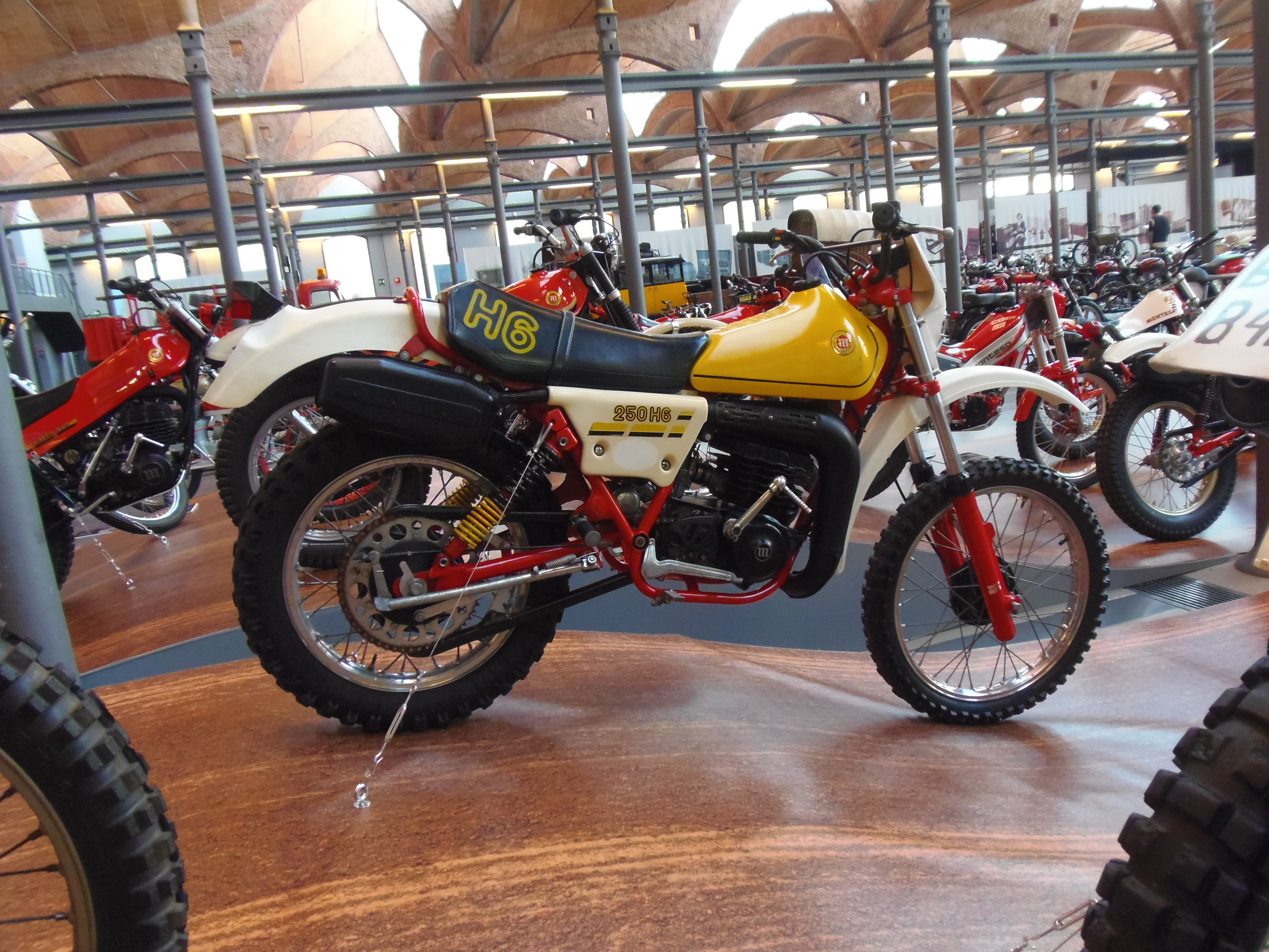 Montesa 125 H6 1978 wallpapers #139150